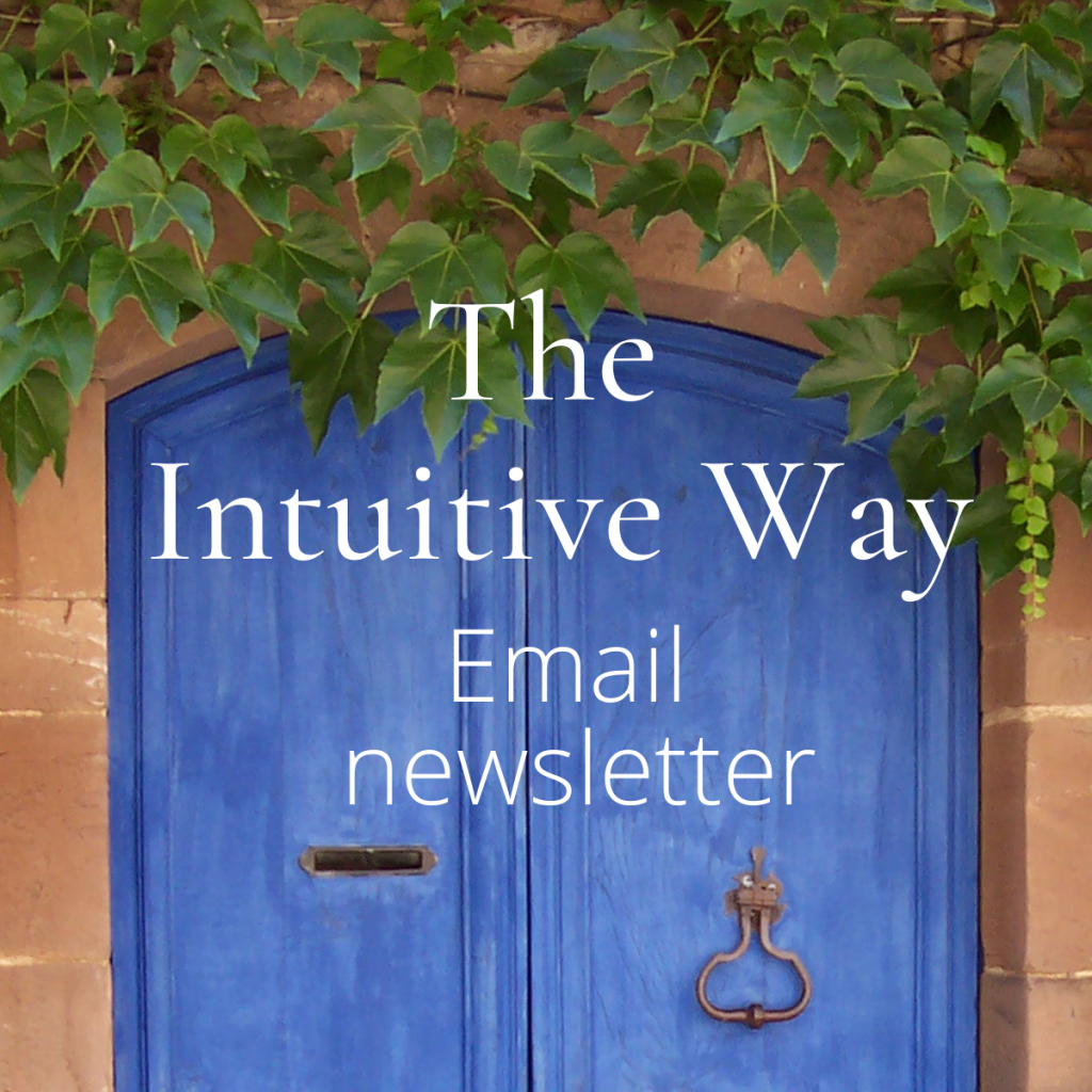 The Intuitive Way email newsletter